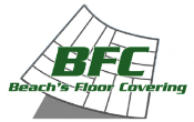 Beach Floor Covering Logo